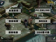 17173新游尝鲜坊:《东海奇谭》2011.12.13