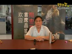 陶宏开:《亮剑2》向一切坏游戏宣战
