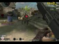 视频 大炮/玛雅花园:一把神器GP散弹枪超强威力视频演示