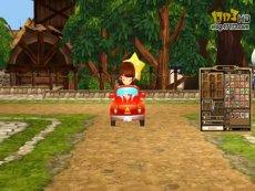 惊现娃娃车!3D Q版本《伊达传说》坐骑预告片