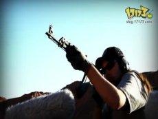FPS网游《都市战争》真实枪声录制现场
