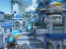 3D横版动作射击《蓝星战记》水之逆袭改版