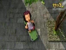 踢踢球的最新CG动画