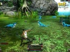 《赤血OL》韩服2测剑X枪游戏试玩