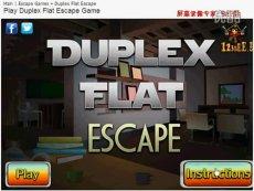 热推视频 417th  Duplex Flat Escape-密室逃脱