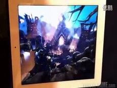 iPad试玩演示无尽之剑-游戏视频 看点