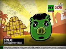 热点直击 搞笑视频-什么的最讨厌了小游戏-愤怒的小鸟vs捣蛋猪-搞笑
