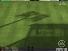 我的FIFA10录像3-游戏 焦点