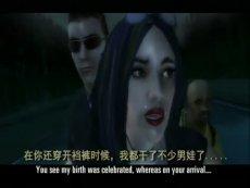 完整版 wii版SEGA僵尸系列<死亡之屋overkill赶尽杀绝>第三关 中文字幕-SEGA