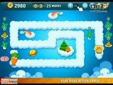 保卫萝卜电脑版天际6 小游戏视频攻略