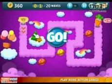 保卫萝卜电脑版天际7 小游戏视频攻略