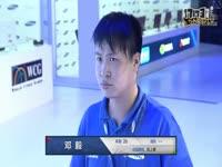 三星WCG2013中国区总决赛 水果忍者  孙汉星vs 邓毅