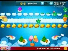 保卫萝卜电脑版天际12 小游戏视频攻略
