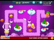 保卫萝卜电脑版天际4 小游戏视频攻略