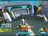QQ飞车赛道之王-秋名山-板车跑得超变态!附指法