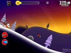滑雪大冒险咆哮山游戏试玩视频欣赏