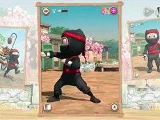《笨拙忍者》安卓版上线宣传视频