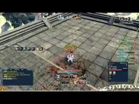《剑灵》9级洪门屌丝红力士大战灵剑士视频