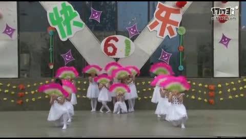 2012条台小学六一儿童节单人舞蹈《踏浪》-原创视频