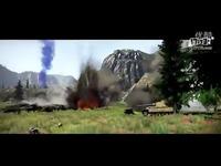 War Thunder_战争雷霆 2014年科隆游戏展宣传片