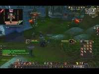 魔兽世界6.0宇宙猎角斗士战士一键宏演示