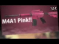 CF越南玩家逗比集锦!粉红M4A1点点点!