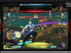《终极街霸4》世界联赛 胖狗(塞斯)VS BONCHAN(沙