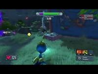 """感觉解说PS4植物大战僵尸花园战争,高延迟之下的防守也稳如泰山-""""超级玛丽"""" 推荐视频"""