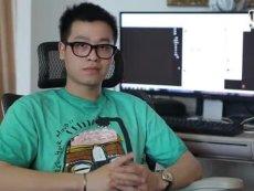 17173独家视频:天蚕土豆做客《大主宰》手游