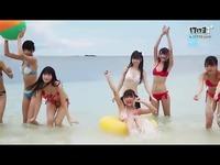 【1080P真·福利】SNH48水着海灘戲水花絮