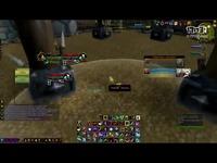 魔兽6.2PVP视频:贼猎2v2竞技场 兽王猎视角