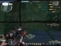 CF视频CF高手CF陈子豪解说给我把狙击,我能超神