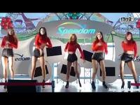 韩国女团性感短裤连跳热舞LoveCat - Dance Perf