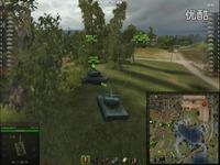 """直击 坦克世界 7.4首场联队体验-[""""7.4联队赛""""]"""