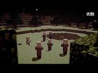 免费 我的世界动画片村民的故事-创世神