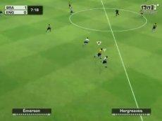 2015年1月30日胖哈哈vsNjbasten(巴西vs英格兰)