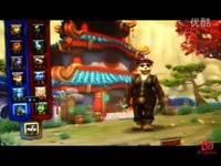 视频短片 【试玩】魔兽世界最新版本 熊猫人之谜小编现场试玩-黄文勋