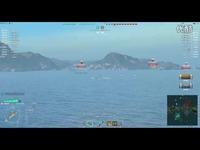 【WOWS】战舰世界LOD解说 奥马哈大杀特杀-原创 热门片段