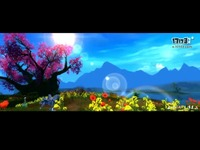 玩家自制《诛仙3》绿罗裙唯美MV