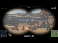 老哈的战争雷霆-灰烬之川夺命游弋-陆战历史-战争游戏 精彩片段