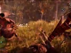 马桶解说《孤岛惊魂:原始杀戮》双发弓箭观赏