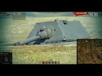 坦克世界,超暴力德系VK7201决斗E100,狭路相逢勇者胜。-原创 热推