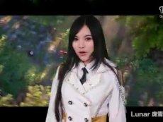 激萌女团Lunar恭贺《山口山战记》全平台公测