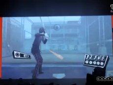 E3《Persona 5》12分钟屏摄演示
