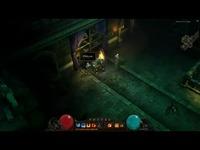 推荐 暗黑破坏神3游戏演示视频中文字幕版-游戏