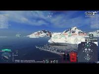 【战舰世界——战场作品】第五十二期 30W输出蒙大拿