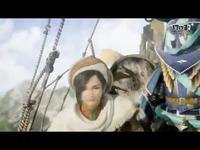 《怪物猎人》官方CG预告片