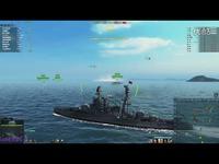 海战世界-宾夕法尼亚-两场-Lion老虎解说-海战世界 预告