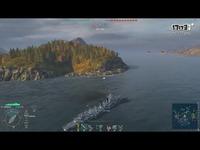 战雷玩家的战舰世界实况解说