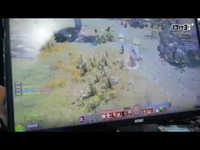 《古剑奇谭OL》试玩现场版画面1